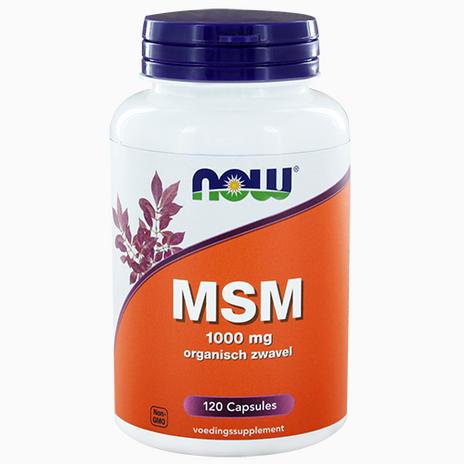 MSM-Kapseln