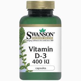 Vitamine D-3 400IU