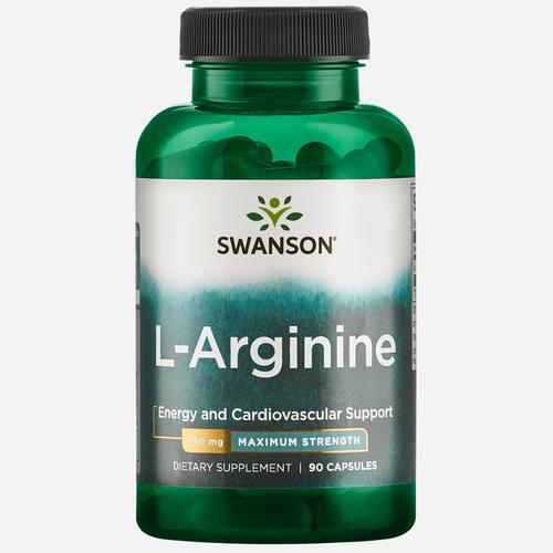 Super Strength L-Arginin 900 mg