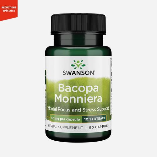 Full Spectrum Bacopa Monniera 50 mg