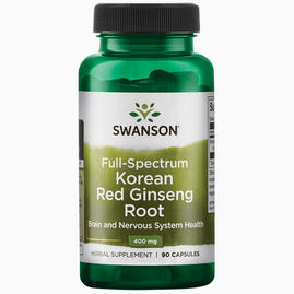 Full Spectrum Korean Red Ginseng 400 mg