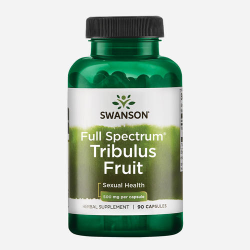 Full Spectrum Tribulus Fruit 500mg