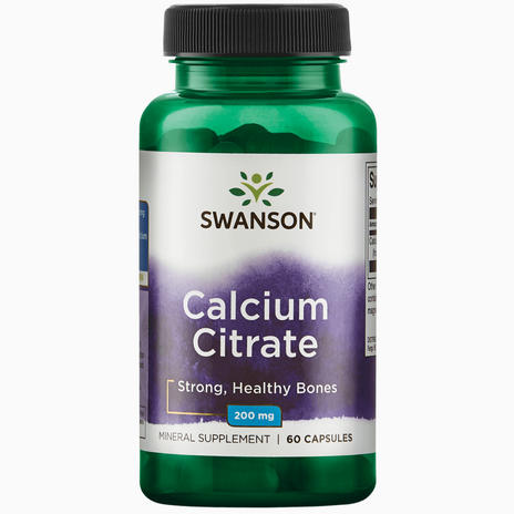 Calcium Citrate 200mg