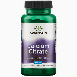 Calcium Citrate 200 mg