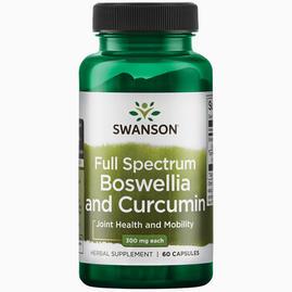 Boswellia & Curcumina Full Spectrum