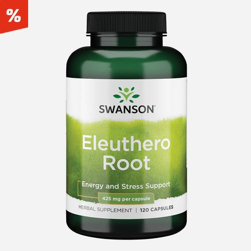 Eleuthero Root 425mg