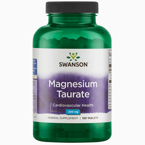 Magnesium (Taurate) 100 mg