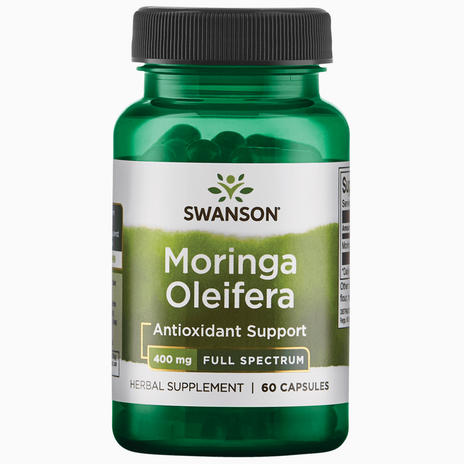 Full Spectrum Moringa Oleifera 400 mg