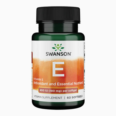 Vitamin E 400 UI