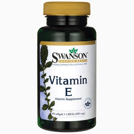 Vitamin E 1000 UI