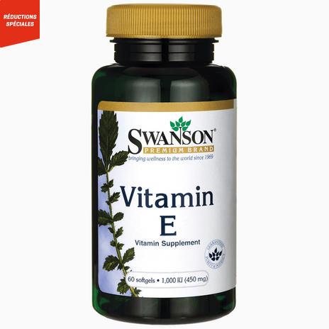Vitamine E 1000IU