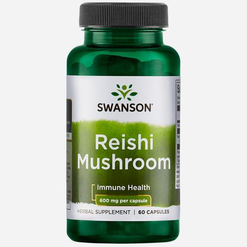 Reishi Mushroom 600mg