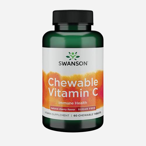 Vitamin C Kautabletten - Kirsche