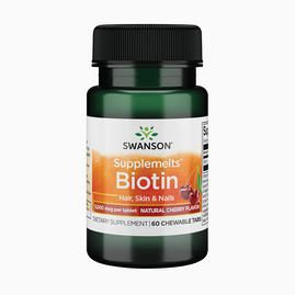 Biotine Sublinguale 5000mcg