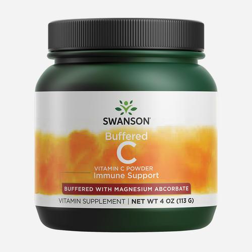 Buffered Magnesium Ascorbate Vitamin C Pulver