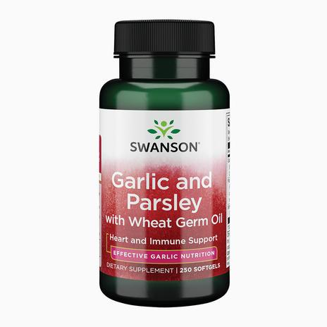 Garlic & Parsley