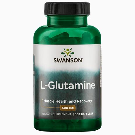 L- Glutamine capsules 500mg