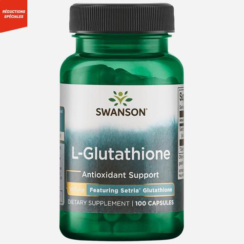 L-Glutathione 100mg