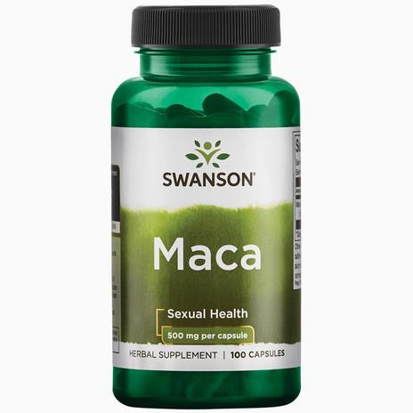 Maca Kapseln 500 mg