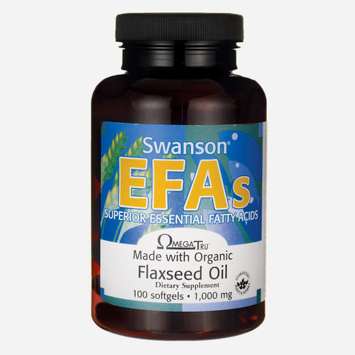 Efa Flaxseed Oil 1000mg