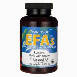 EFA Flaxseed Oil 1000 mg