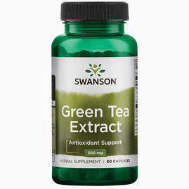 Super Herbs Extrait de thé vert 500mg