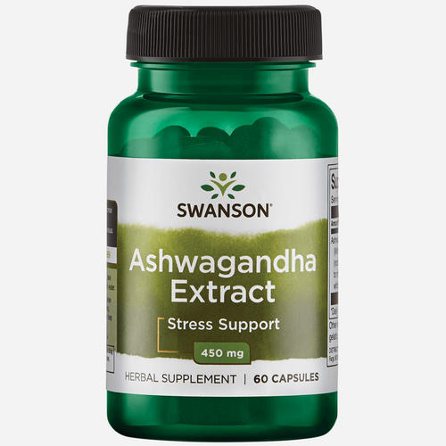 Super Herbs Ashwagandha Extract 450mg