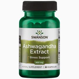 Super Herbs Ashwagandha Extract 450 mg