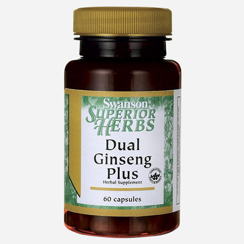 Super Herb Dual Ginseng Plus