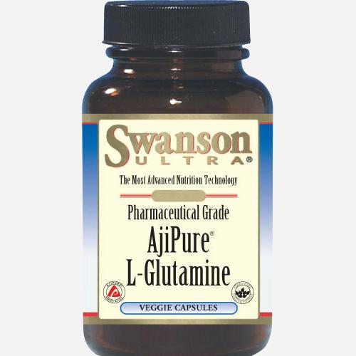 Ultra Ajipure L-Glutamine 500mg
