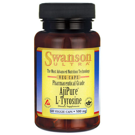 Ultra Ajipure L-Tyrosine 500mg