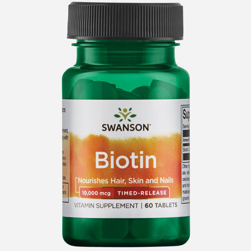 Ultra Timed-Release Biotine 10mg