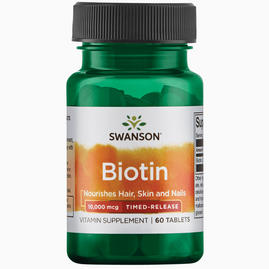 Ultra Timed-Release Biotin 10mg