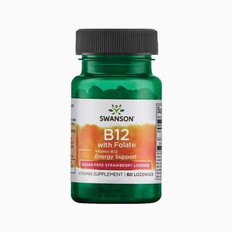 Ultra Vitamine B-12 W/Folic Acid