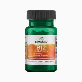 Ultra Vitamin B12 med Folic Acid