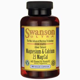 Ultra Albion Magnesium & Calcium