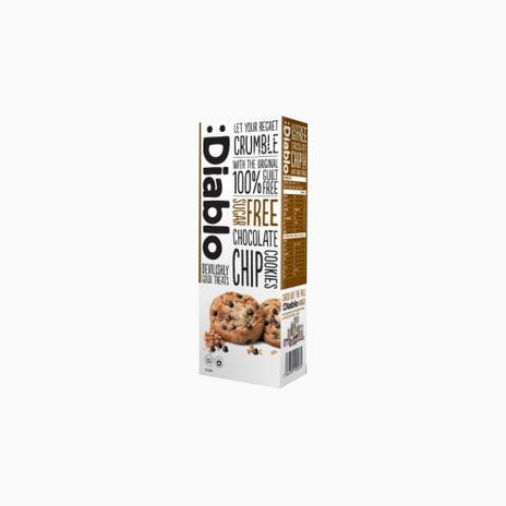 Chocolate Chips Cookies (zuckerfrei)