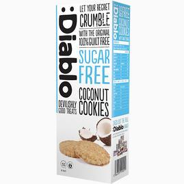 Coconut Cookies (sugar-free)
