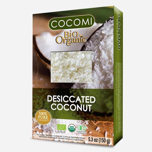 Organic Desiccated Coconut (rasp)