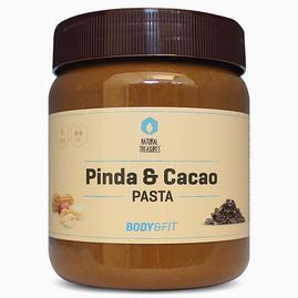 Beurre de cacahuètes et de cacao
