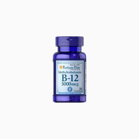 Methylcobalamin Vitamin B-12 5000 mcg