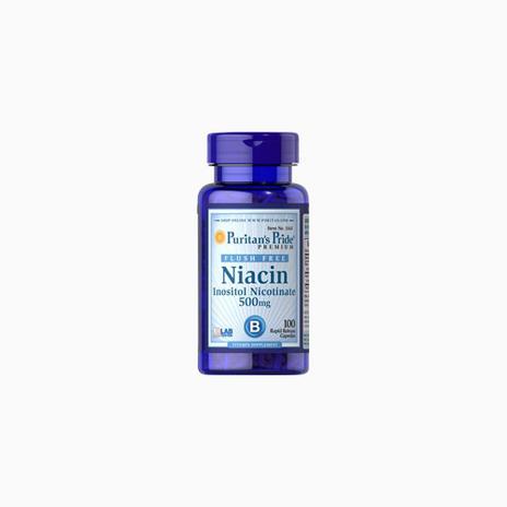 Flush Free Niacin 500 mg