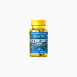 Norwegian Cod Liver Oil 415 mg
