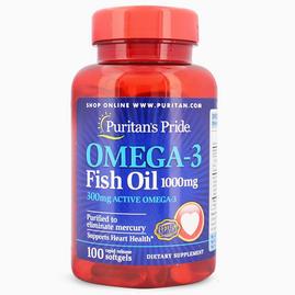 Omega 3 Olio di Pesce 1000 MG