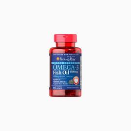 Extra Strength Omega-3 Fish Oil 1500mg (450mg Omega-3 attivo)