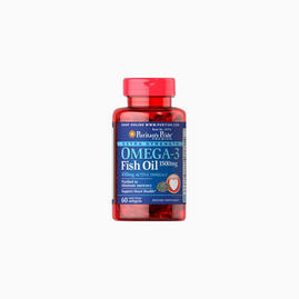 Extra Strength Omega-3 Visolie 1500 mg (450 mg Active Omega-3)