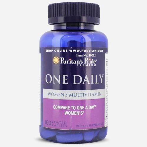 Women's One Daily Multivitamin