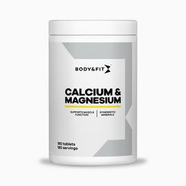 Comprimidos de cálcio e magnésio (180 comprimidos)