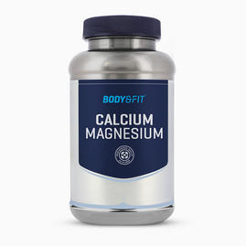 Calcium and Magnesium Tablets (180 tabletter)