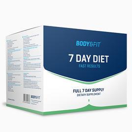 Dieta de 7 días